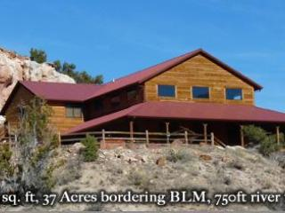 Royal Gorge River Ranch - South Central Colorado vacation rentals