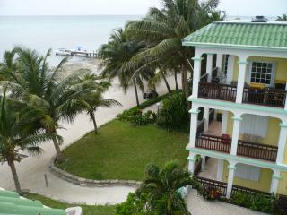 Beachfront Condo - Oasis del Caribe #11 - 3rd Fl - Belize Cayes vacation rentals