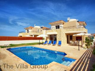 Gorgeous 3 BR & 1 BA House in Coral Bay (Villa 18231) - Paphos vacation rentals