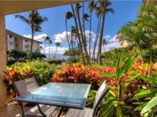 Ideal 2 BR/2 BA Condo in Wailuku (Kanai A Nalu #109) - Kihei vacation rentals