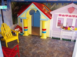 Mickey and Minnie's Playhouse. Look at these Playhouses. - Kissimmee vacation rentals