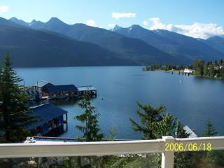 Spectacular Lakefront Condo on Kootenay Lake - Kaslo vacation rentals