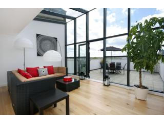 Fabulous Sun Room - Stunning Penthouse by the River Thames in London - London - rentals