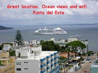Punta Del Este. Best Price. Apartment. Ocean View - Maldonado Department vacation rentals