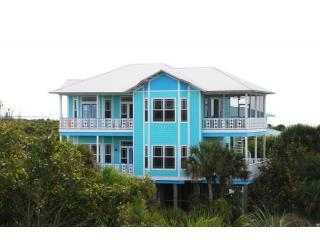 Sea Glass  A True Island Treasure  Pool sleeps 12 - North Captiva Island vacation rentals