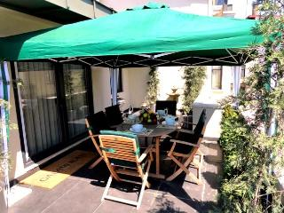 2 BR★2BA★120 m2 APT★PRIVATE TERRACE★BBQ!! - Istanbul vacation rentals