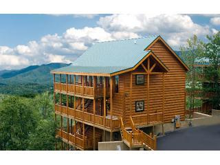 Bashful Bear - Bashful Bear~MtnV 6/8 Elevator/Theater/GmRm/Wifi - Pigeon Forge - rentals