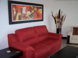 Living room with sofa bed - Bay View Grand Marina Ixtapa - Ixtapa - rentals