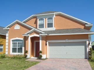 Beautiful Facade and Entrance Way - 4-Bedroom Platinum Star Pool Home Near Disney - Kissimmee - rentals