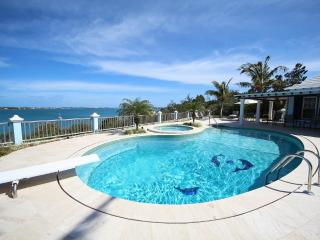 W33. Modern poolside studio with water views - Bermuda vacation rentals