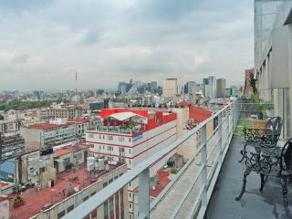 Exclusive Complex  Next  Hilton Historic Center AC - Mexico City vacation rentals