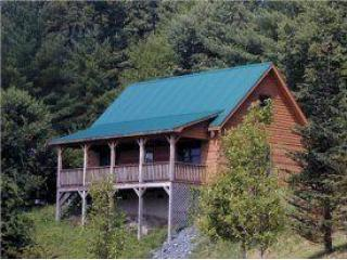 Blowing Rock Cabin Home Cabin Picture - A Bears Den Blowing Rock Cabin - Blowing Rock - rentals