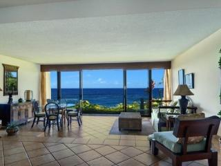Free car* with Pu`u Poa 113 - Spacious, secluded two bedroom/two bath condo on the ocean bluff. - Kauai vacation rentals