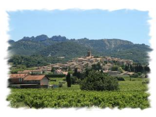 Les Maisons en Provence in village of Sablet - Vaucluse vacation rentals