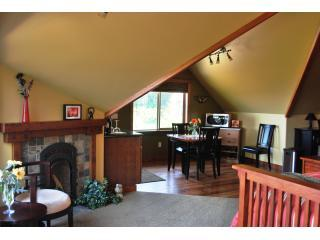 The Loft...a Washington State Vacation Rental in Sequim - *5*Stunning Water & Mtn Views, Private, Romantic! - Sequim - rentals