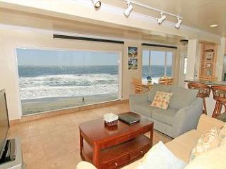 Spectacular 6BR Beachfront Rental in Carlsbad CA C5103-23 - Oceanside vacation rentals