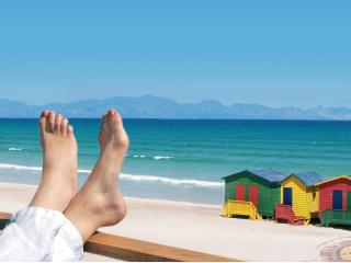 Luxury Beachfront Accommodation in Muizenberg - Cape Town vacation rentals