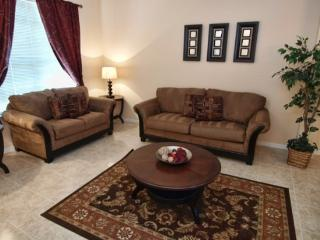 EI6P8525SKD 6 Bedroom Cozy Vacation Villa in Heart of Orlando - Central Florida vacation rentals