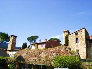 Romantic Medieval Tower house apartment in Tuscany - Tuscany vacation rentals