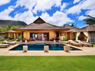 Unique Balinese-style Honu Kai boasts panoramic Pacific views, lush tropical landscaping & pool - Lahaina vacation rentals