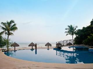Beachfront Penthouse Punta Mita surrounded by 9.5 miles of beaches & private pool - Punta de Mita vacation rentals