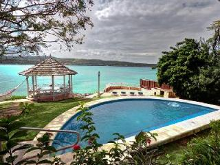 Experience Sea Haven on Discovery Bay, Private Waterfront acre, Pool & Cook - Jamaica vacation rentals