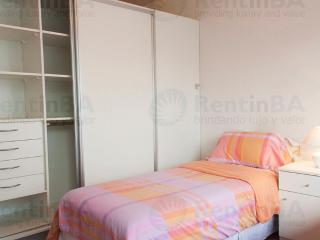 Luxury Building & Posh Address - Deluxe Studio w/ 2 Beds (ID#54) - Buenos Aires vacation rentals
