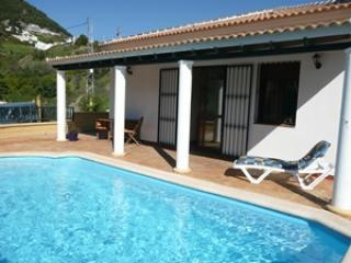 pool and villa - 4 Vientos- superb villa with private pool - Carratraca - rentals