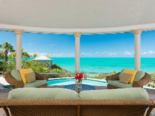 South Seas: 4 acres of beauty, privacy and luxury - Turks and Caicos vacation rentals