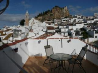 cottage with roof terrace in Andalucian village - Ardales vacation rentals