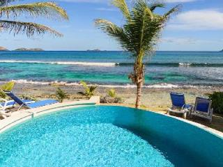 Picturesque Villa Key Lime with a beach perfect for swimming and surfing - Saint Barthelemy vacation rentals