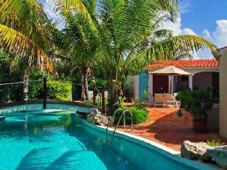 L'Embellie Villa - Secluded villa with cottage on an acre of lush gardens & freshwater pool - Anguilla vacation rentals