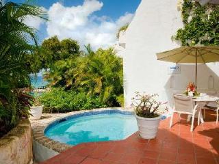 Ocean View at Merlin Bay - split-level villa with plunge pool & steps to secluded beach - The Garden vacation rentals