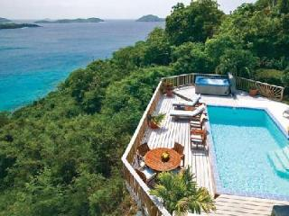Pallina - Overlooking Magnificent Magen's Bay, Private Sunbathing - Saint Thomas vacation rentals