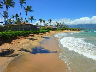 Sugar Cove, beachfront Spreckelsville, Paia - Paia vacation rentals