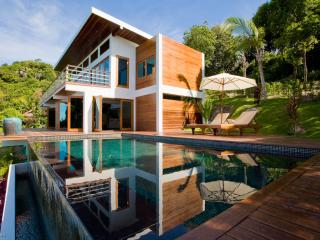 Villa and Infinity Pool - Contemporary Waterfront Villa with Private Pool and Panoramic Sea Views - Koh Phangan - rentals