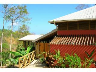 Villa entrance - Caribbean Panoramic Views Birdwatchers Paradise - Tobago - rentals