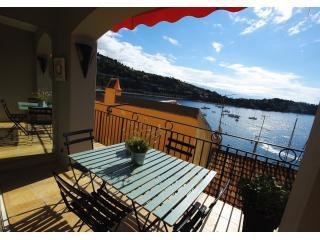 Apartment with terrace over the mediterranean - Villefranche-sur-Mer vacation rentals