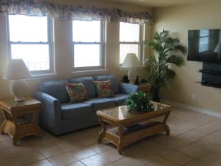 Large 3 Bedroom Beachfront Condo-check for special - Texas Gulf Coast Region vacation rentals