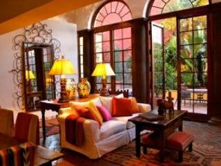 Sun- filled home in San Miguel de Allende, Mexico! - Central Mexico and Gulf Coast vacation rentals
