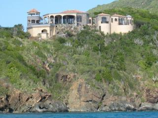 Kaleidoscope Villa Ocean-front 4 Bedroom Villa - Saint John vacation rentals