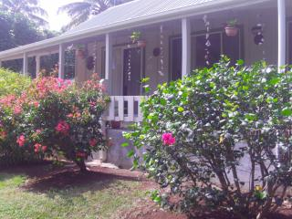 Holtys Hideaway Beach House and Garden Fales -Pool - Tonga vacation rentals