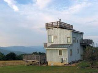 Skyline Crest Mountain cottage - 360 view - Charlottesville vacation rentals