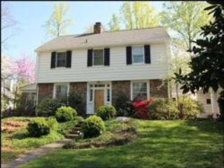 JeffParkCircleII Front1-Lg - Jefferson Park Circle II 3 bedroom house - Charlottesville - rentals