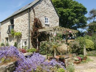 Little Tolmennor Barn - Cornwall vacation rentals