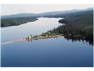 LAC PERDU Private Lake on 150 Square Miles! - Duck vacation rentals