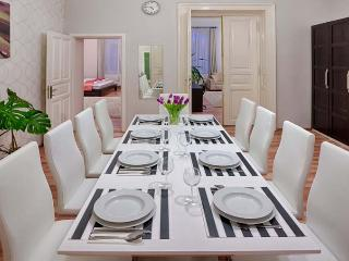 City Palace Apartment 160sqm - Budapest & Central Danube Region vacation rentals