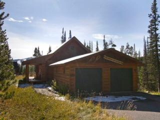 Little Wolf Log Cabin - Big Sky vacation rentals