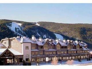 building outside pretty - 4br 4ba big Keystone condo (Gateway) walk to lifts - Keystone - rentals