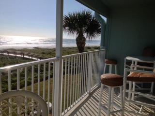 *Cocoa Beach Luxury! Balcony on the BEACH! $695 wk Floridian Rates* Sept/Oct - Salem vacation rentals